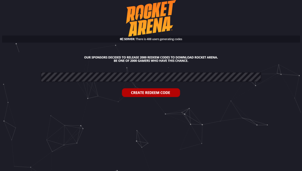 Rocket Arena Redeem Code