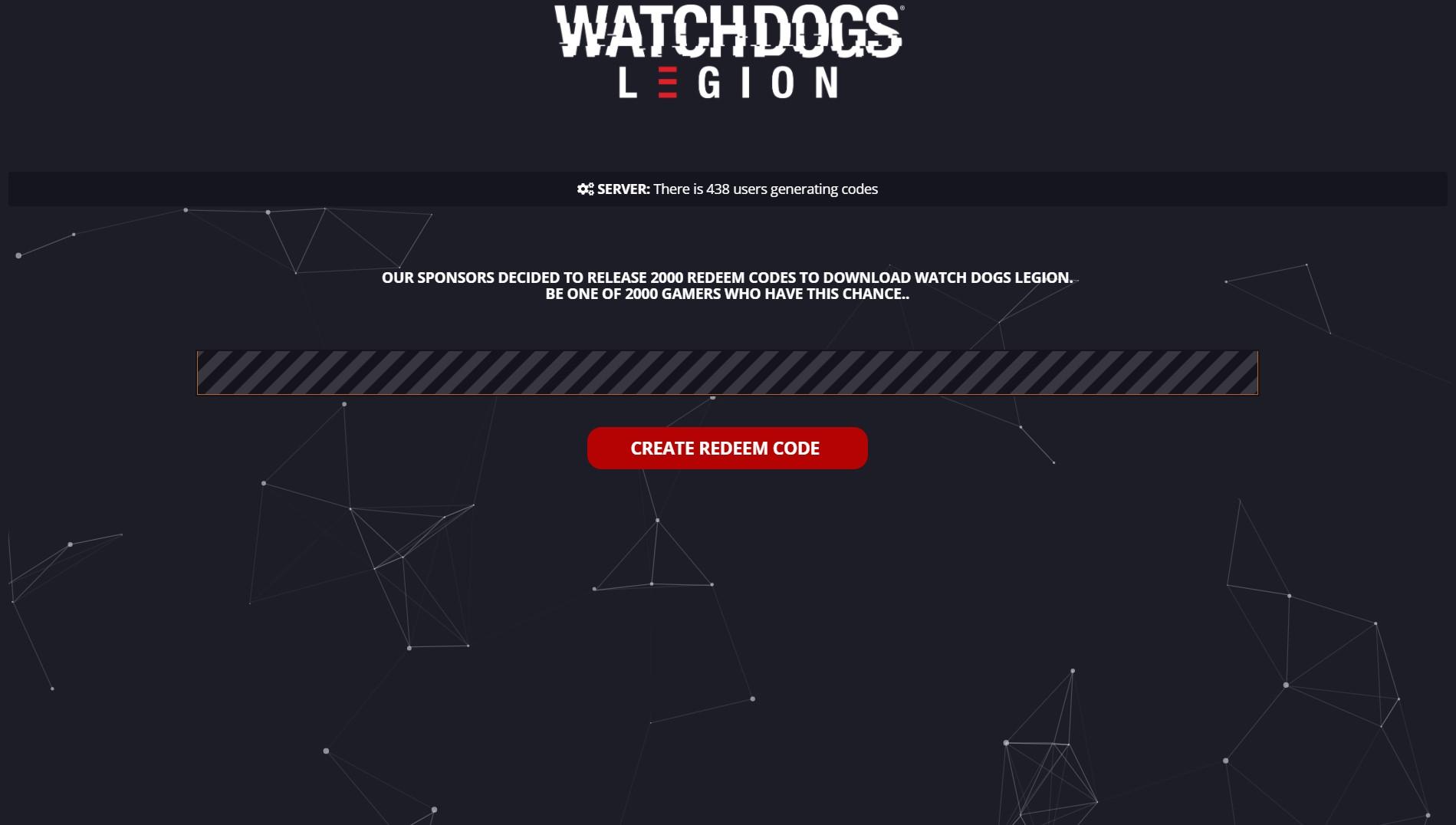 Watch Dogs Legion Serial Key